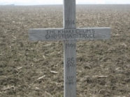 Khaki chums Christmas Truce