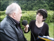 Interview van Jacques Buermans door Nancy Cornelis © Modest Van Camp